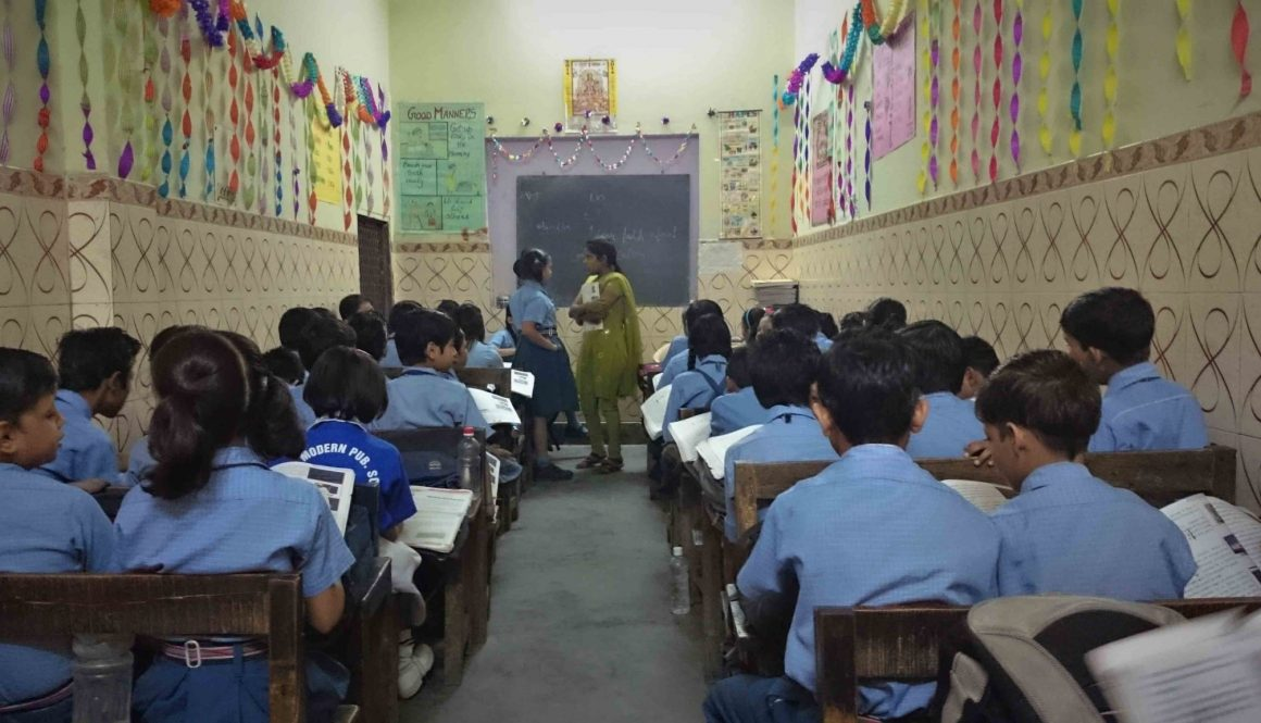 India Gallery #3: Australian Teacher In Delhi